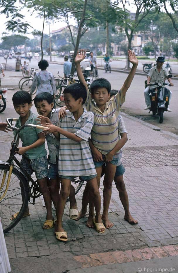 Sài Gòn: Trẻ em