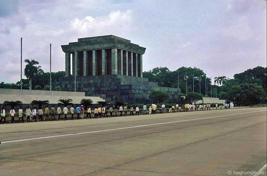 Hà Nội: Lăng Chủ tịch Hồ Chí Minh