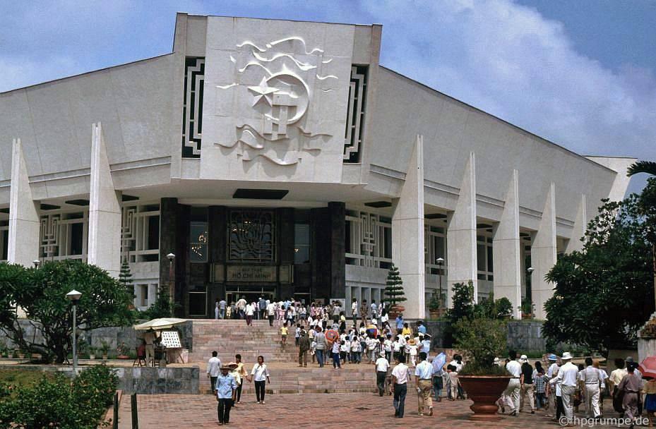 Hà Nội: Bảo tàng Hồ Chí Minh