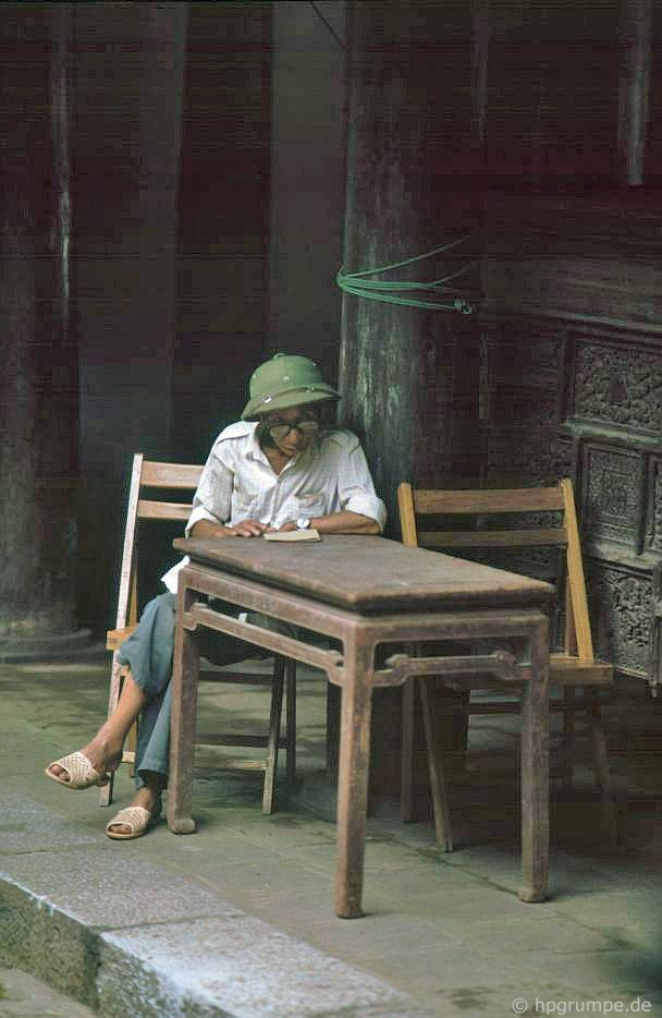 Hà Nội - Văn Miếu: Reader