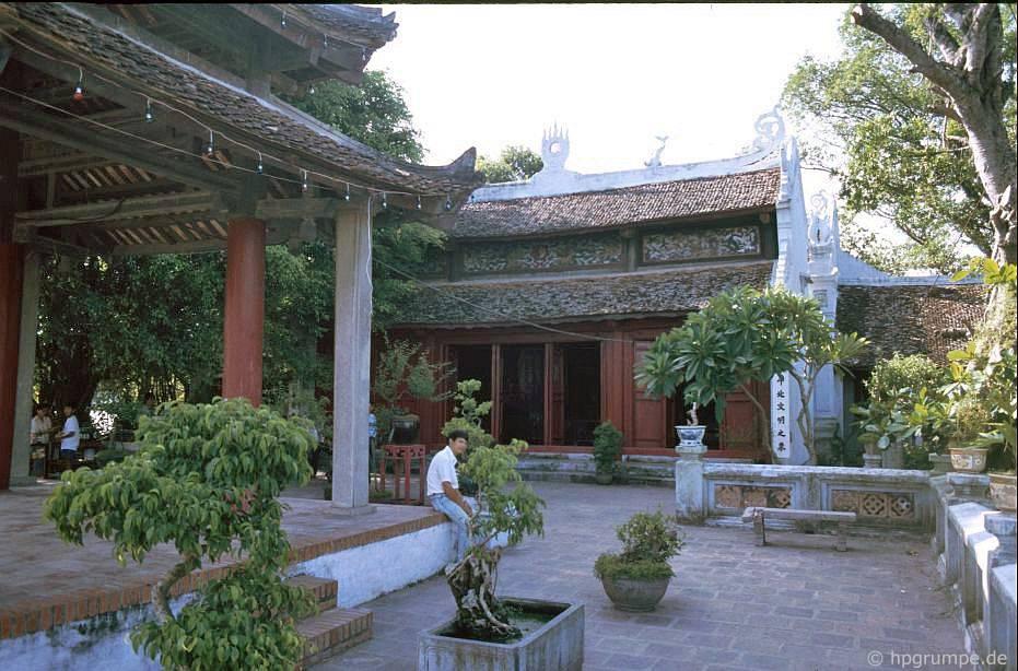 Hồ Hoàn Kiếm - Đền Ngọc Sơn: Hà Nội