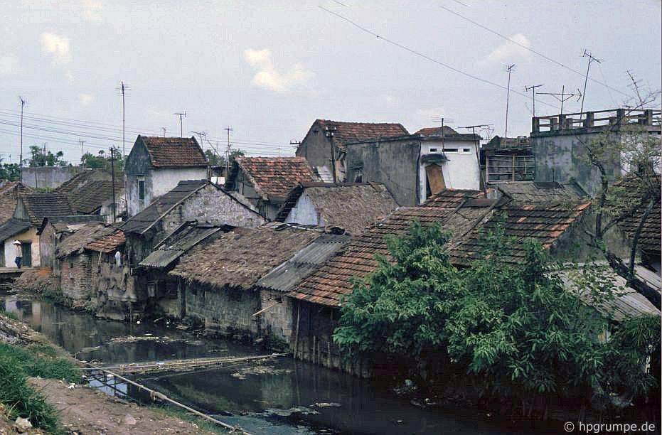 Hà Nội: huyện phía nam của công viên Lenin