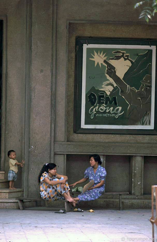 Hà Nội: Phố Lò Đúc - Cinema