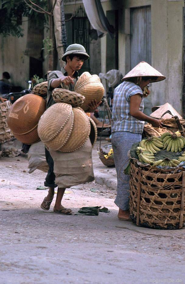 Hà Nội: Phố Lò Đúc - Đại lý Basket