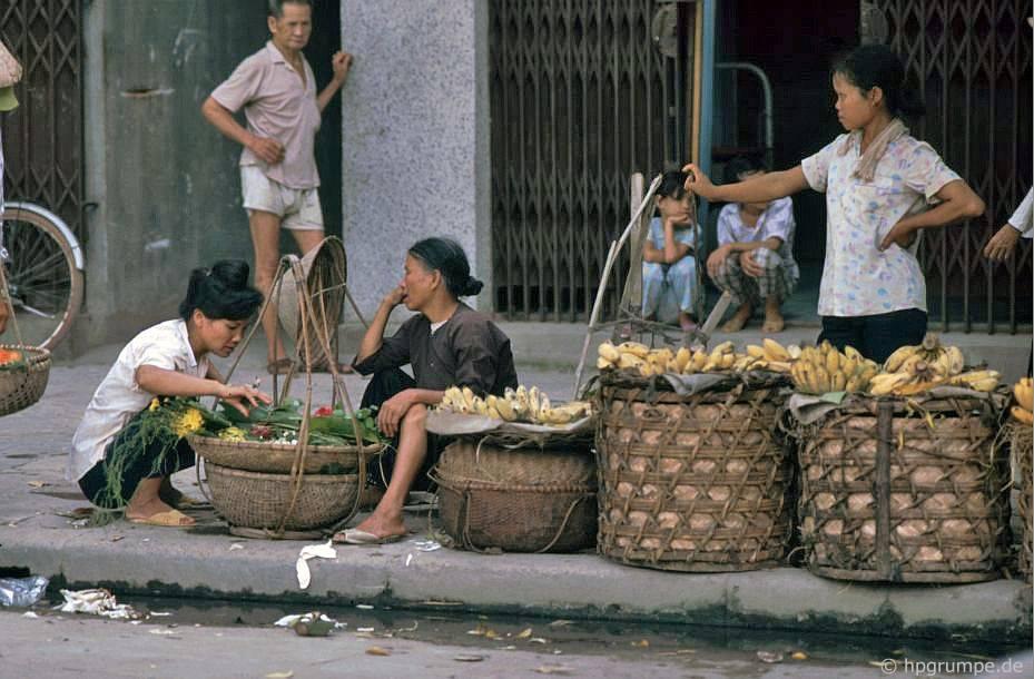 Các nhà cung cấp đường phố: Hà Nội