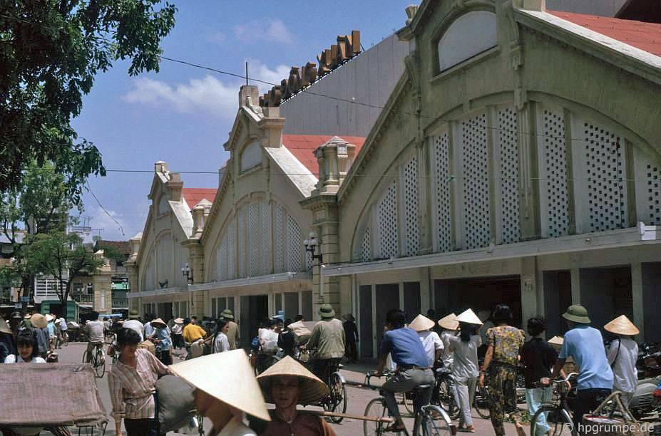 Hà Nội-Altstadt: chợ Đồng Xuân
