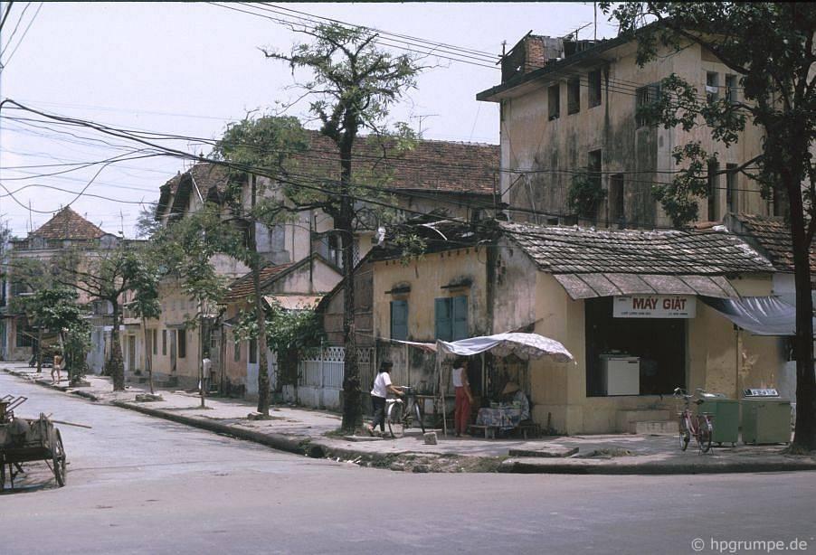 Hà Nội: Đường góc