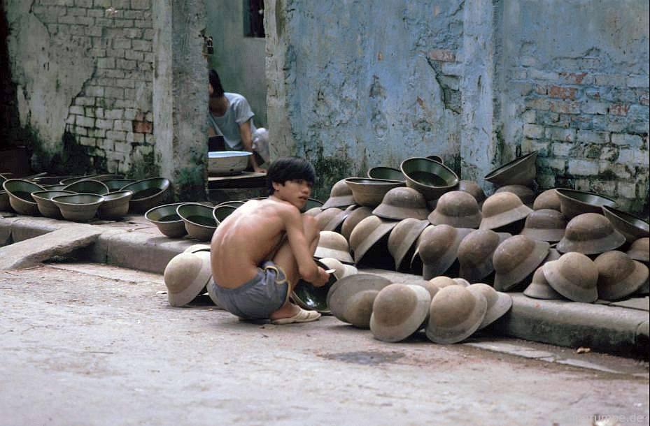 Hà Nội-Altstadt: Hatter