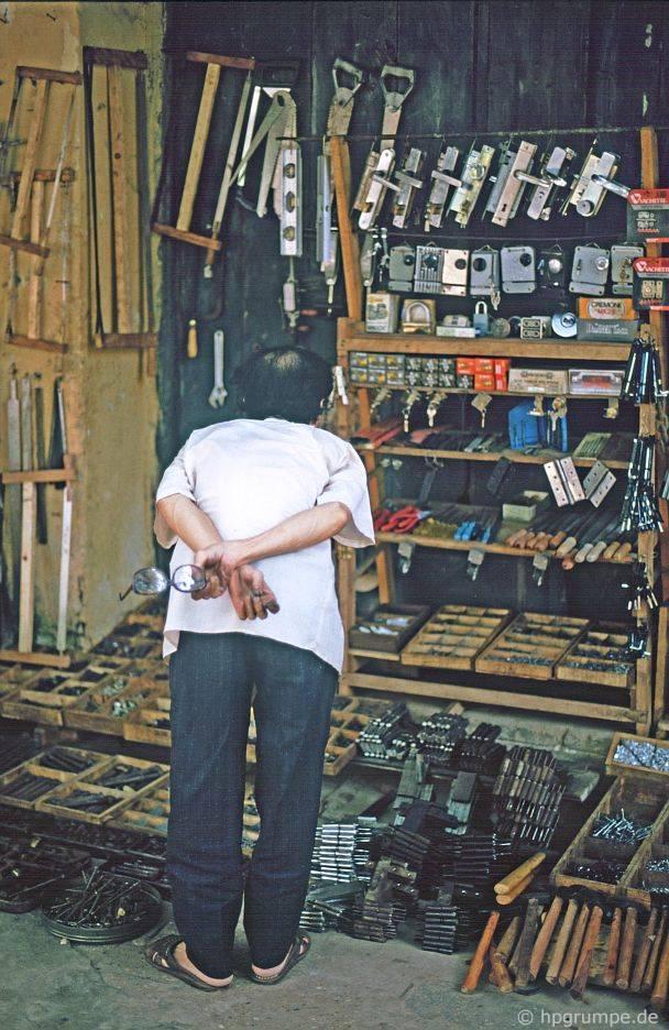 Hà Nội-Altstadt: Công cụ