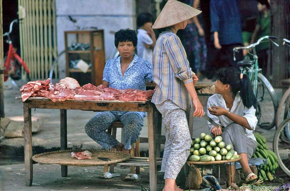 Hà Nội-Altstadt: Đại lý Thịt