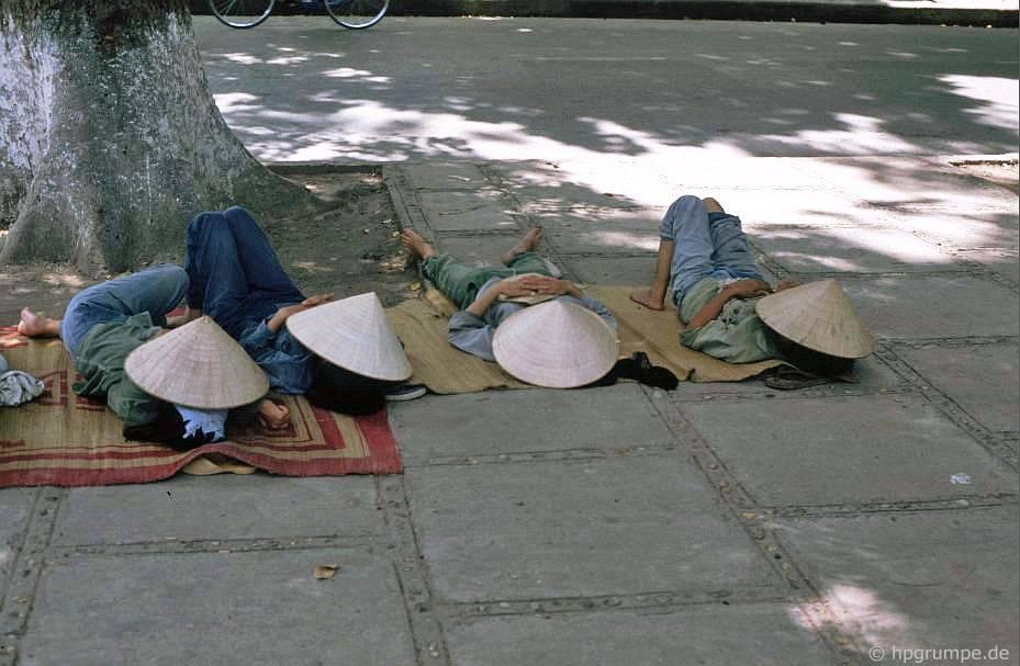 Hà Nội: nap