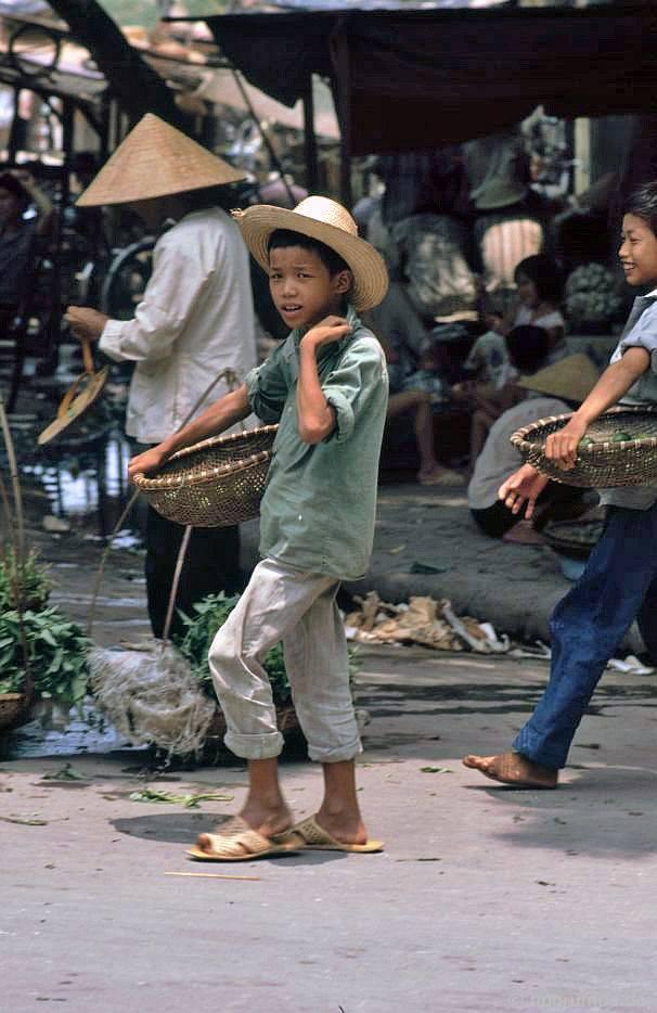 Hà Nội: lao động trẻ em