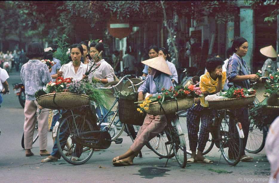 Hà Nội-Altstadt: Triển từ từ xe đạp