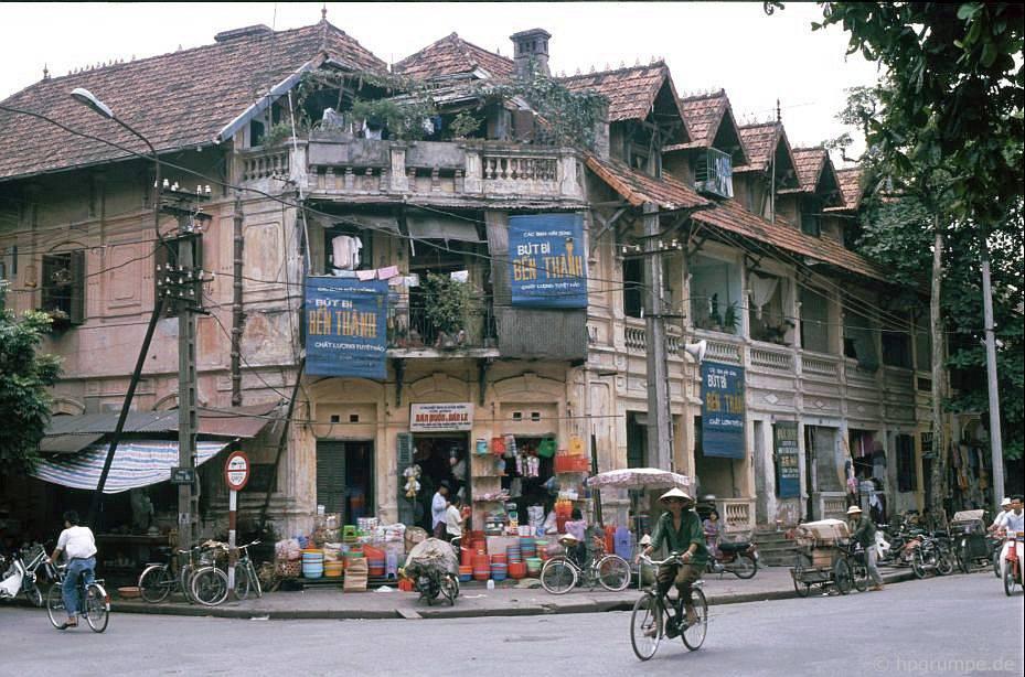 Old Town Hà Nội: Đường góc