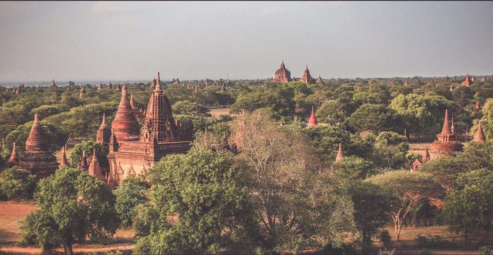 Co do Bagan huyen bi o Myanmar hinh anh 4