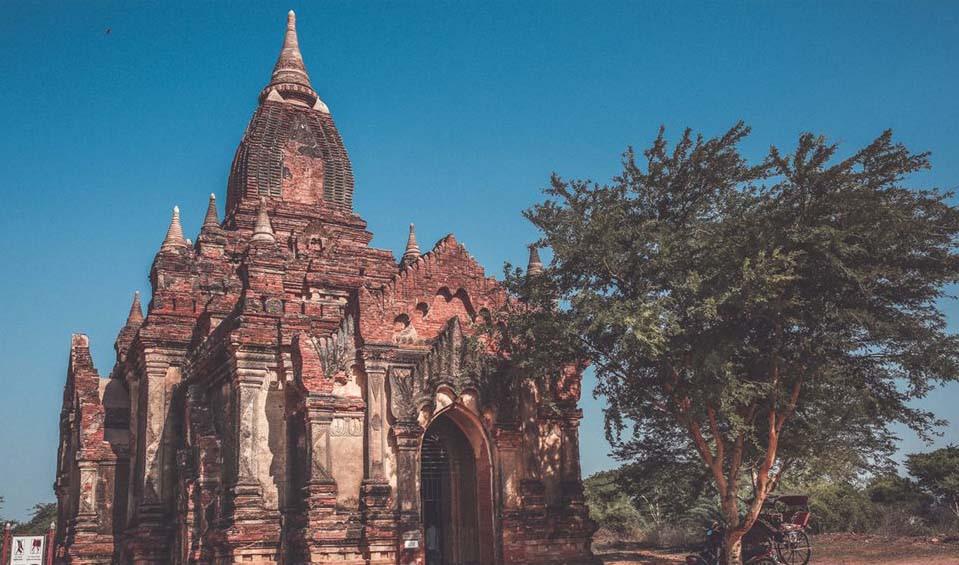 Co do Bagan huyen bi o Myanmar hinh anh 6