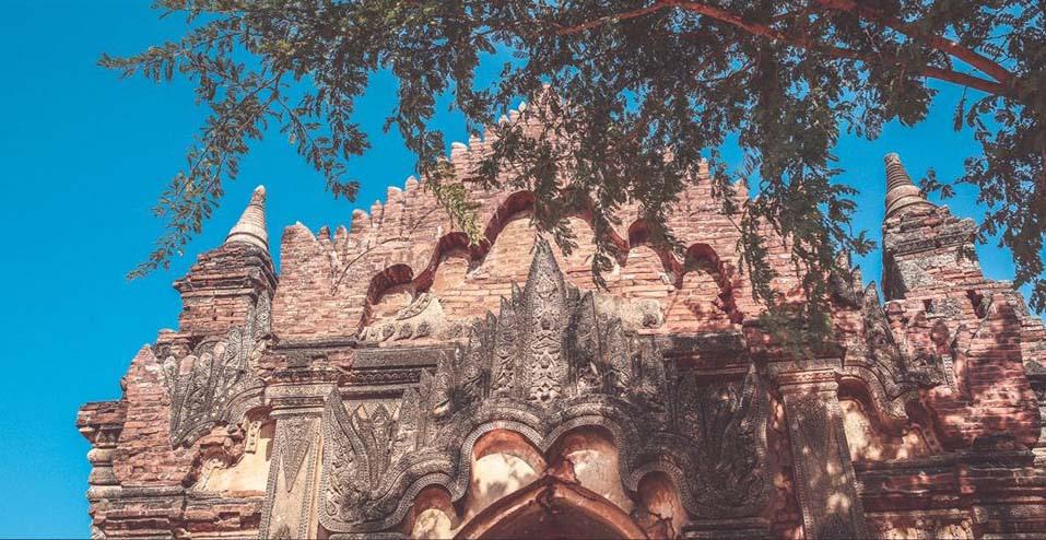 Co do Bagan huyen bi o Myanmar hinh anh 7