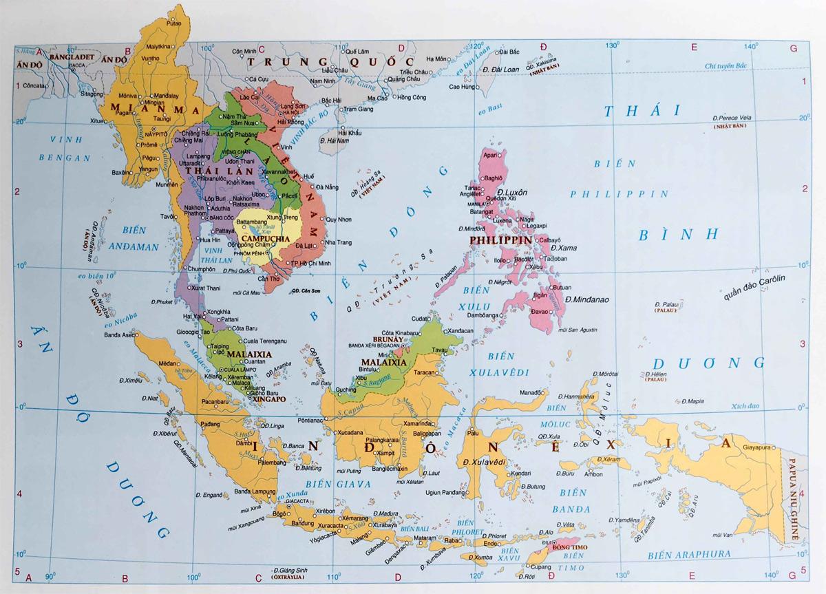Tài nguyên địa chính trị của Việt Nam trong thế kỷ 21