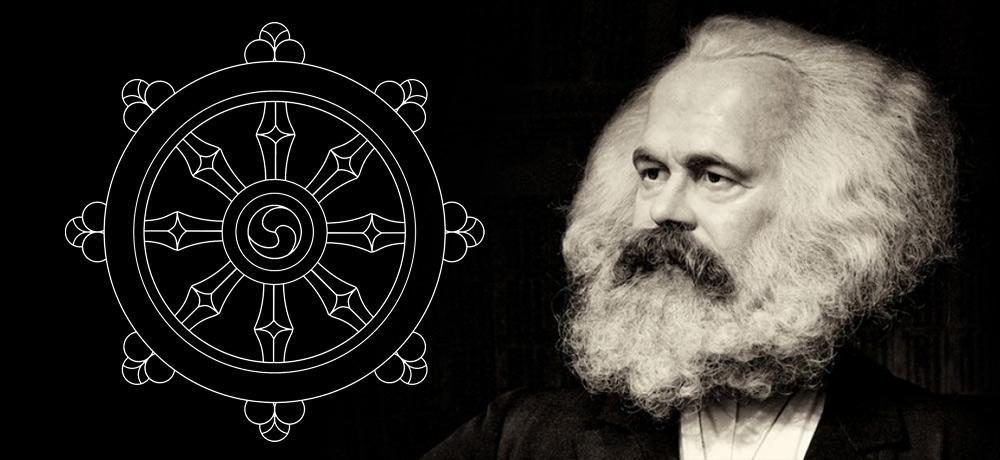 Marx và Phật: Một tuyên ngôn chung của Phật giáo và Cộng sản