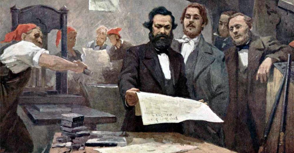 The New Yorker: Karl Marx – ông ấy đã trở lại