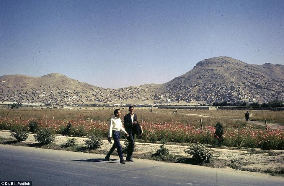 Có một Afghanistan bình yên và rất đỗi hiền hoà trong quá khứ - Ảnh 5.