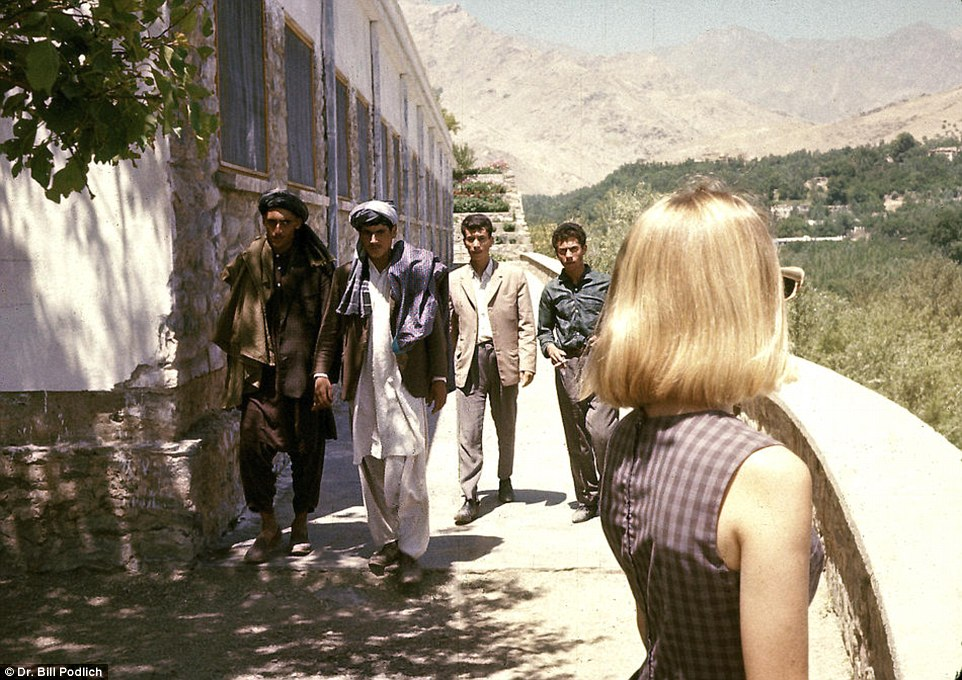 Có một Afghanistan bình yên và rất đỗi hiền hoà trong quá khứ - Ảnh 8.