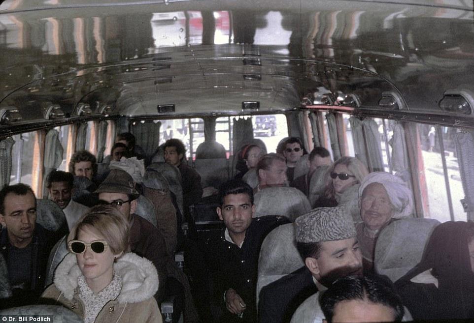 Có một Afghanistan bình yên và rất đỗi hiền hoà trong quá khứ - Ảnh 13.