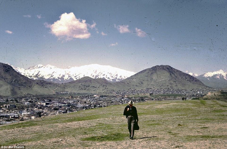 Có một Afghanistan bình yên và rất đỗi hiền hoà trong quá khứ - Ảnh 14.