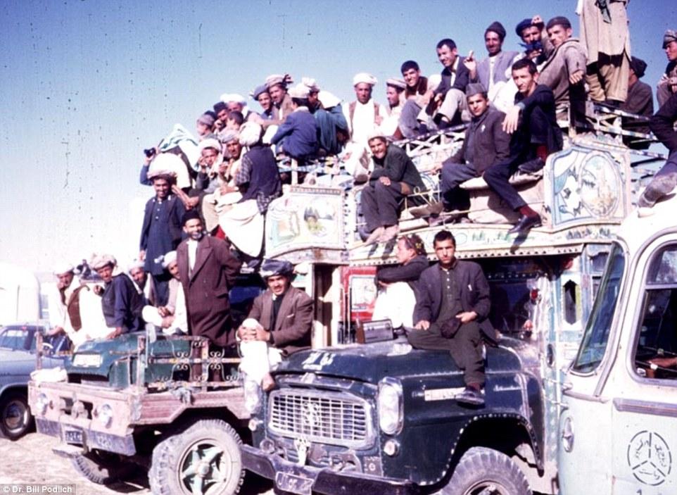 Có một Afghanistan bình yên và rất đỗi hiền hoà trong quá khứ - Ảnh 15.