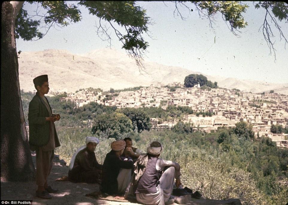 Có một Afghanistan bình yên và rất đỗi hiền hoà trong quá khứ - Ảnh 16.