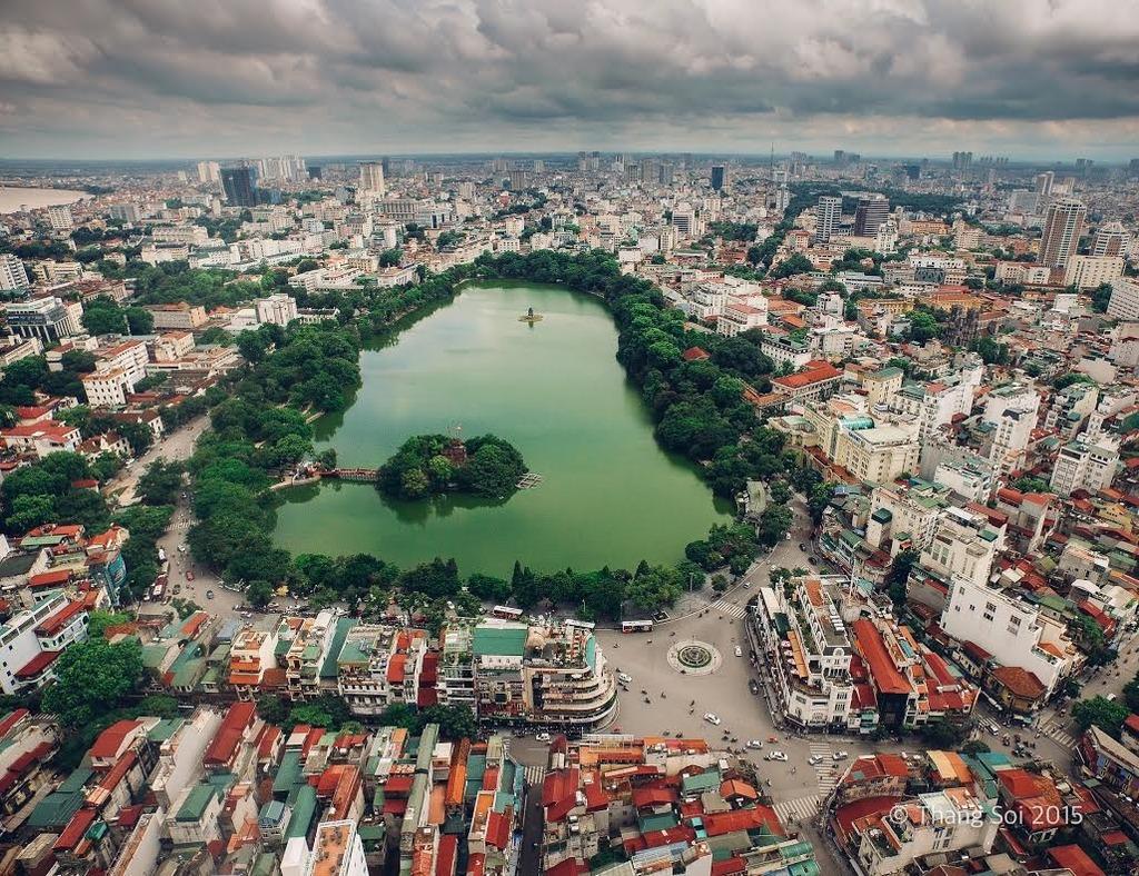 Xem bộ ảnh chụp bằng flycam cực đẹp về ba miền Việt Nam