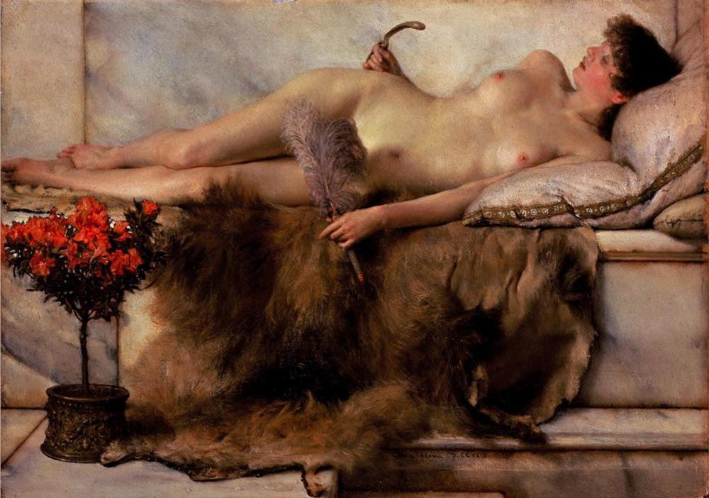 Chuyện người vũ nữ thoát y thao túng cả đế chế La Mã