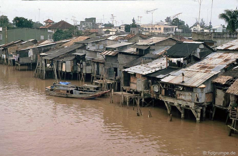 Sông Mỹ Tho và sông Tiền Giang
