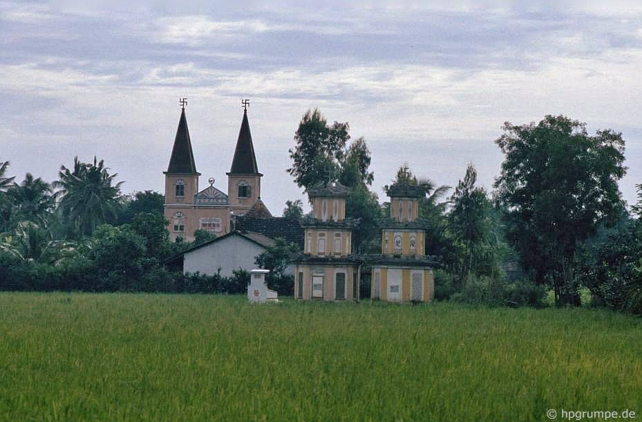 Nhà thờ và đền thờ
