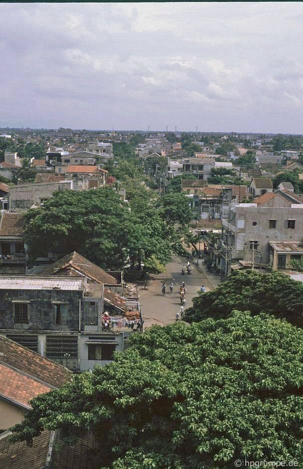 Đà Nẵng - Xem từ cửa sổ khách sạn