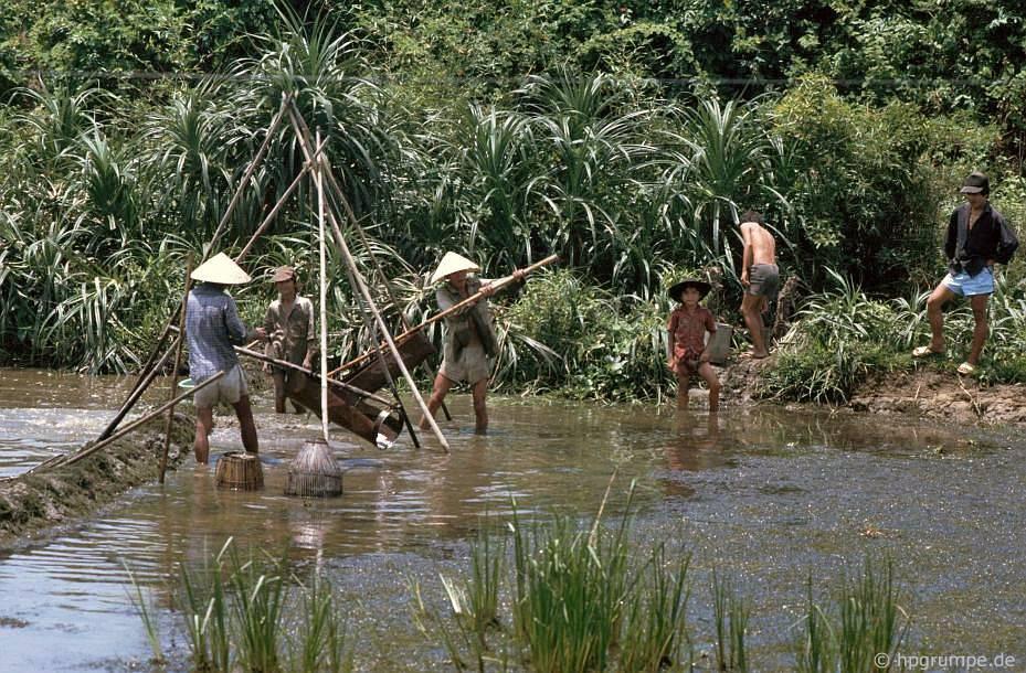 Thủy lợi phía nam Huế