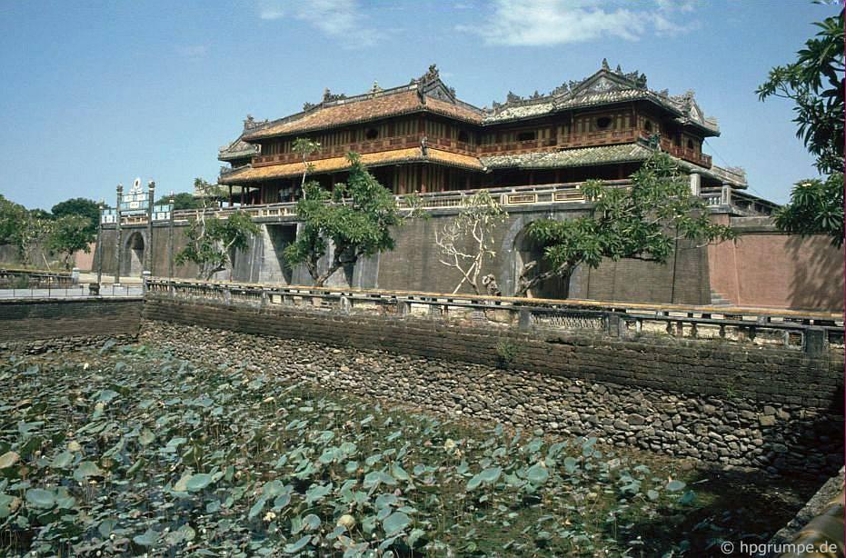Thành phố Huế: Mittagstor
