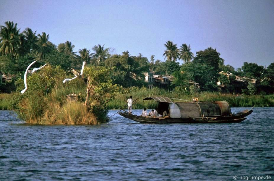 Huế: Khu bảo tồn Phật giáo trên sông Hương