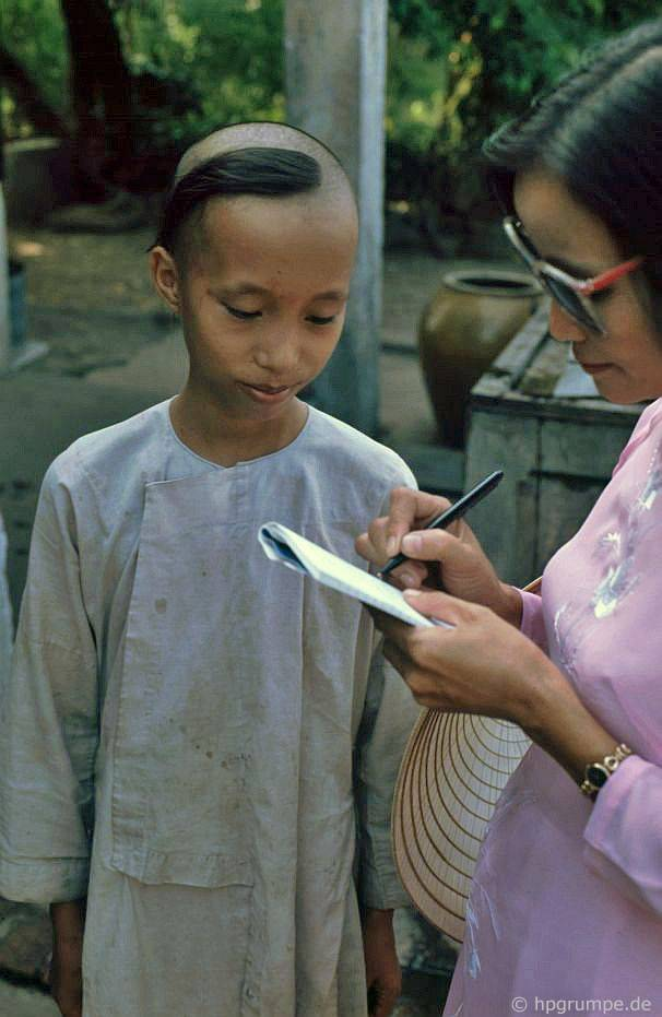 Tu viện Huế Tiên Mun: Hướng dẫn của tôi với người mới
