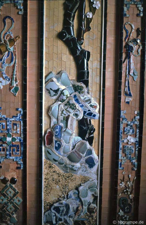 Huế: Lăng mộ Hoàng gia Khải Định - Nội thất