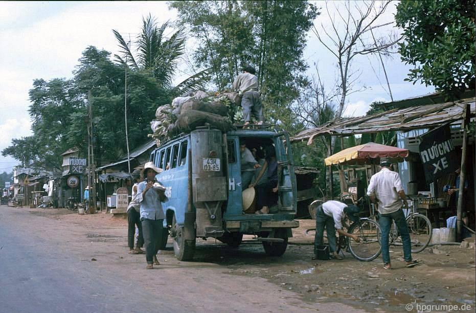 xe buýt khí hóa Gỗ