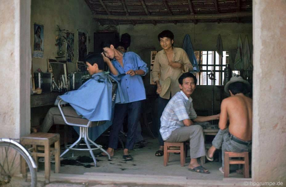 Mỹ Lai: Thợ làm tóc