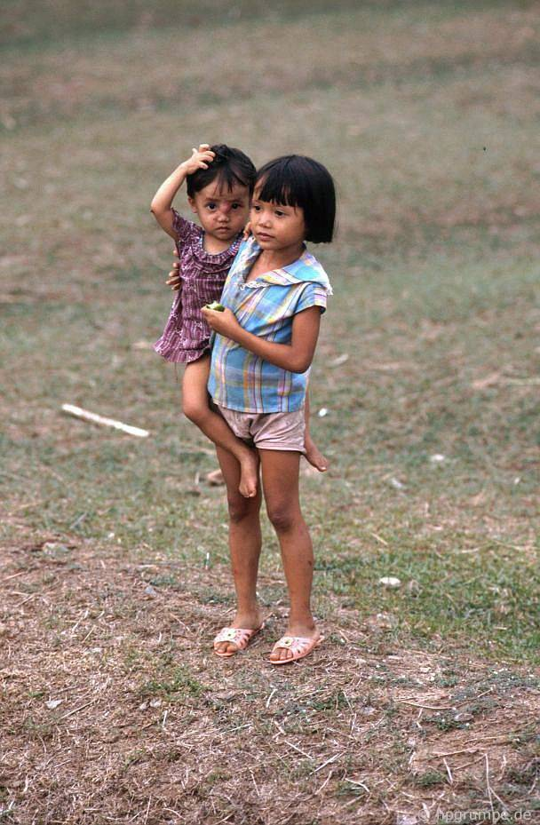Mỹ Lai: Trẻ em