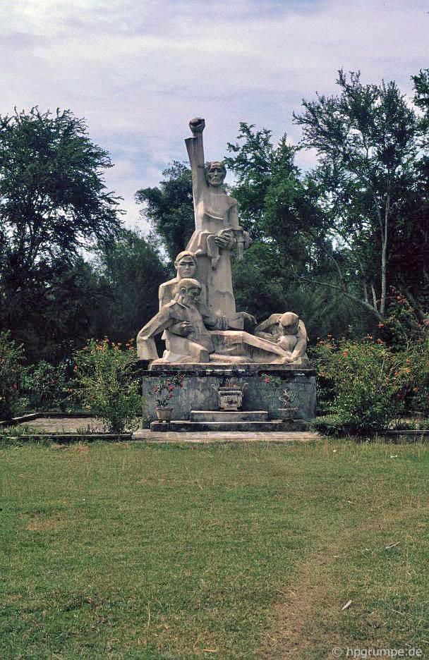 Đài tưởng niệm Mỹ Lai: Đài tưởng niệm