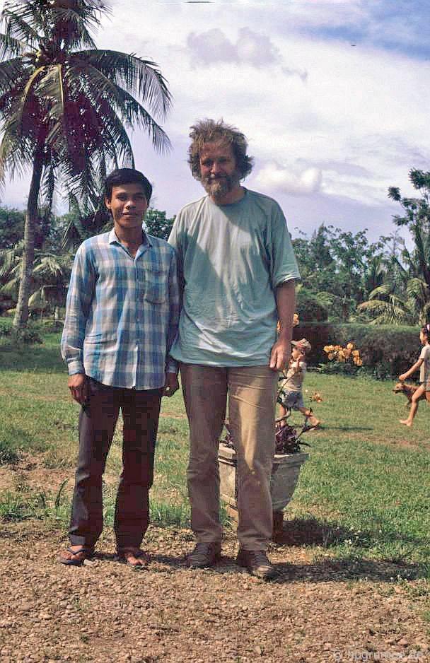 Đài tưởng niệm Mỹ Lai: Tôi với một người sống sót sau vụ thảm sát
