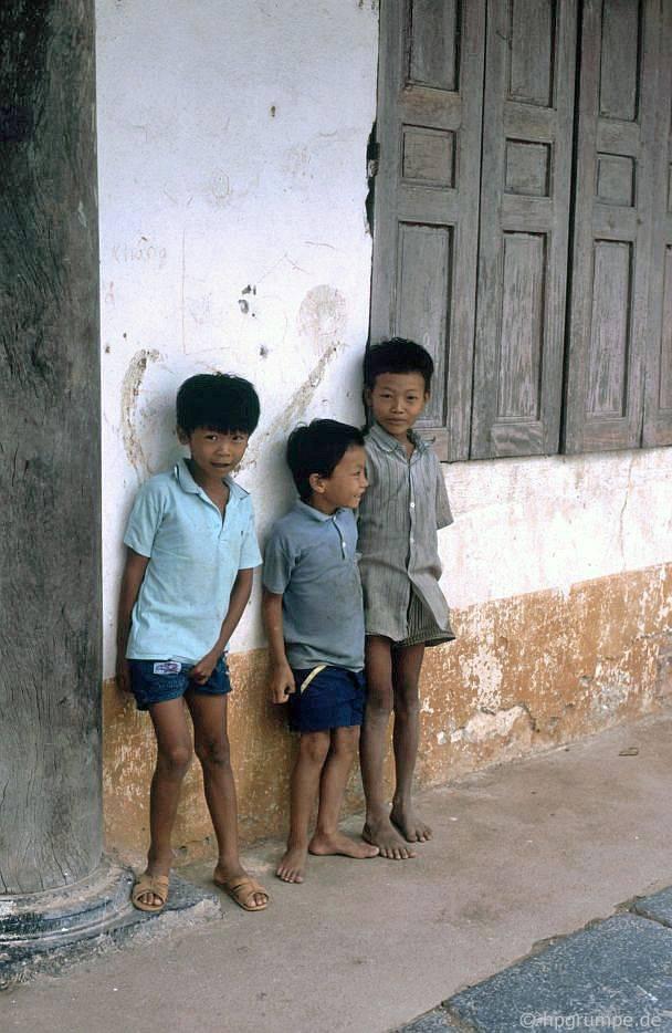 Trẻ em ở Ninh Bình