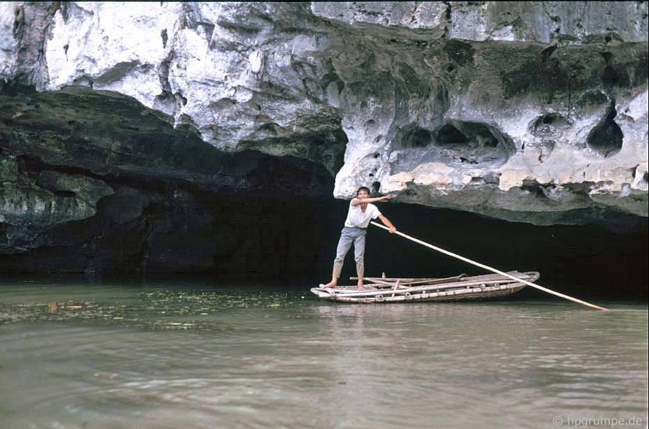 Passage đá