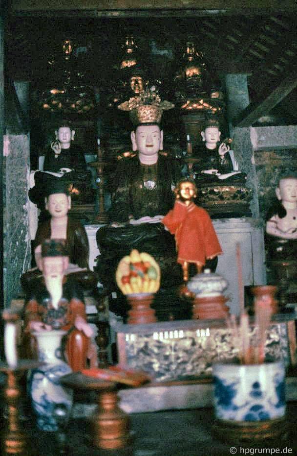 Hoa Lư: Những con số trong Đền thờ Lê Đại Hành