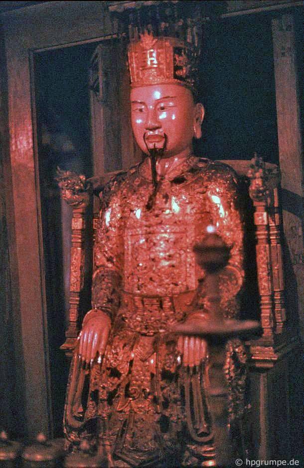 Hoa Lư: con số trong đền Den Le Dai Hanh