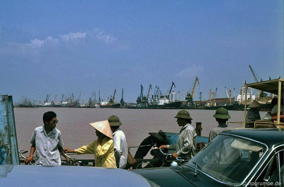 Hải Phòng: bến cảng